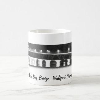 Alsea Bay Bridge Classic White Coffee Mug