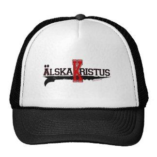 Älska Kristus/Love Christ! (Swedish) Trucker Hats
