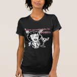 Also Available in SOBER - Drinking Retro Lady Shirt