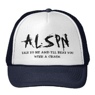 ALSPN Thug Hat