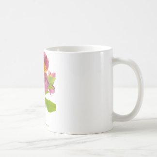 alstroemeria flowers coffee mug