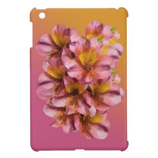 Alstroemeria Flowers, Customizable Cover For The iPad Mini
