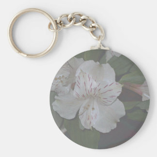 Alstroemeria Flowers Key Chains
