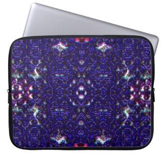 Alstroemeria Laptop Sleeve