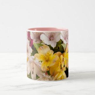 Alstroemeria (Peruvian Lily) Mug