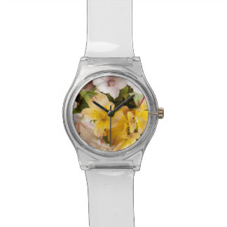 Alstroemeria (Peruvian Lily) Watch