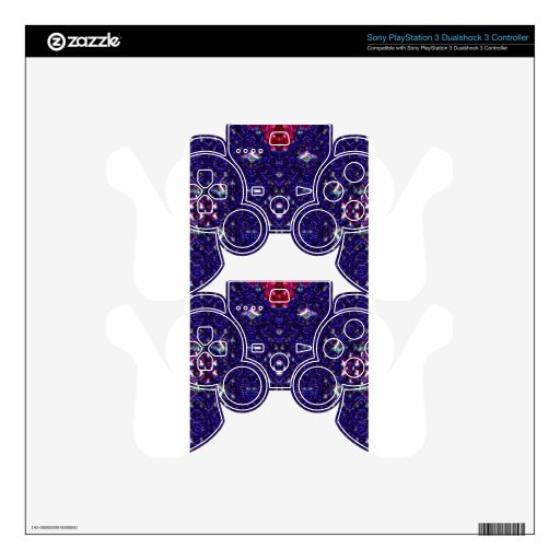Alstroemeria Skins For PS3 Controllers