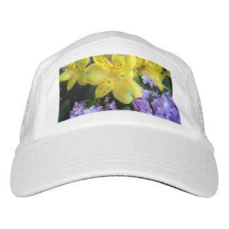 Alstroemeria y gorra del funcionamiento de las gorra de alto rendimiento