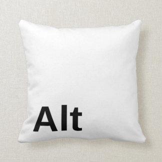 Alt Key Throw Pillow