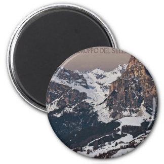 Alta Badia Meadows 2 Inch Round Magnet