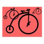 Alta bici del vintage