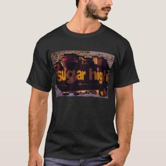 """Alta camisa de la """"Agujero-en--Pared"""" del azúcar"""