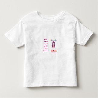 Alta camisa de los niños de Suzie del oscilación