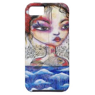 Alta marea del alma iPhone 5 Case-Mate cobertura