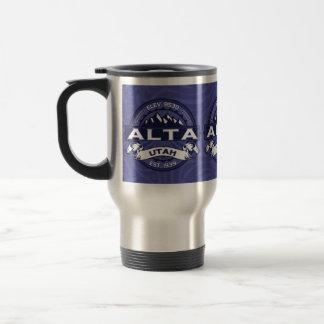 Alta Midnight Travel Mug