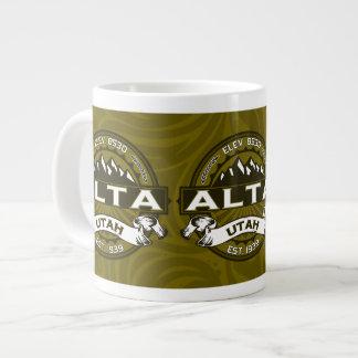 Alta Olive Jumbo Mug