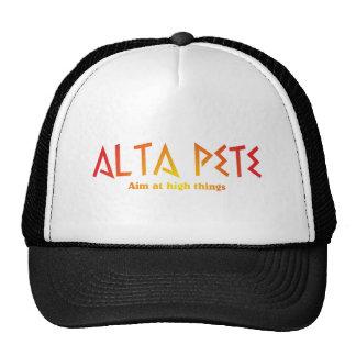 ALTA PETE aim at drogado things Gorras De Camionero