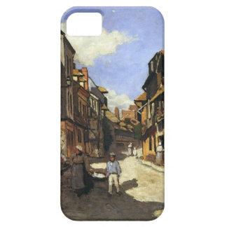 Alta ruda Bavolle del La del Res Monet en Honfleur Funda Para iPhone 5 Barely There