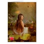 alta señora de la compasión tarjetas