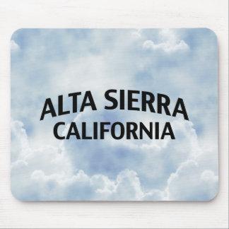 Alta Sierra California Alfombrillas De Raton
