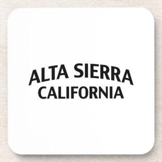 Alta Sierra California Posavasos