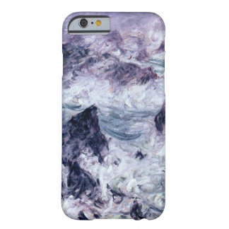 Alta tormenta del Res Monet en la belleza Funda Barely There iPhone 6