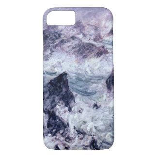 Alta tormenta del Res Monet en la belleza Funda iPhone 7