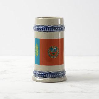 Altai Krai Flag Beer Stein