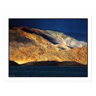 Altai Mountain Sunrise, Mongolia - Postcard