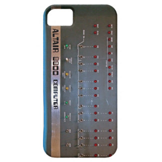 Altair 8800 Computer with Analog Switches iPhone SE/5/5s Case