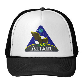 Altair Mesh Hats