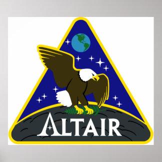ALTAIR Lunar Exploration Vehicle Posters