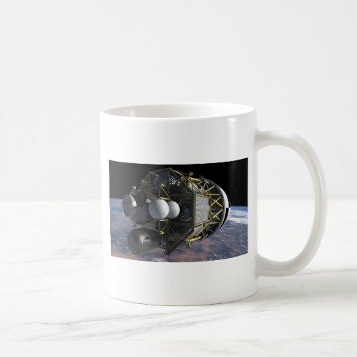 Altair Lunar Landing Craft Coffee Mug
