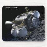 Altair Lunar Landing Craft - Constellation Program Mouse Pad