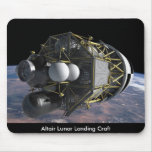 Altair Lunar Landing Craft Mouse Pad