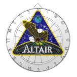 ALTAIR Lunar Rover Dart Boards