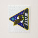 ALTAIR Lunar Rover Jigsaw Puzzle