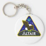 ALTAIR Lunar Rover Keychains