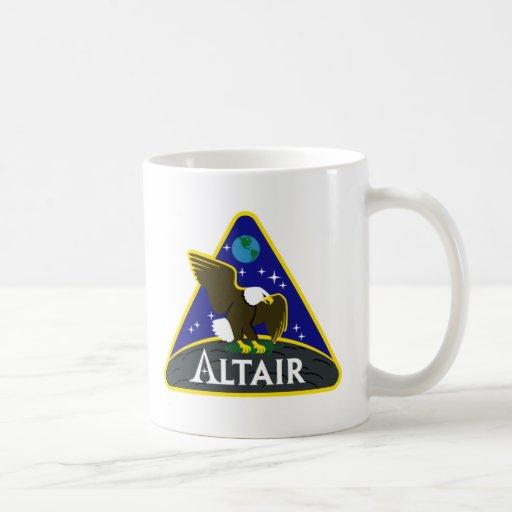 ALTAIR Lunar Rover Mug