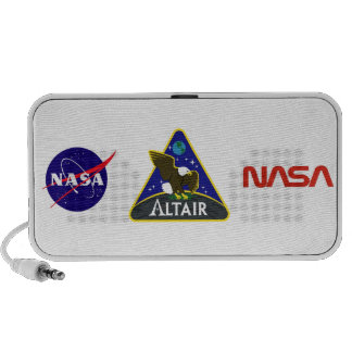 ALTAÍR Rover lunar Altavoz