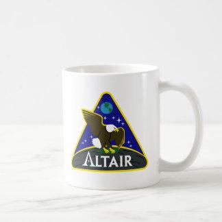 ALTAÍR Rover lunar Tazas