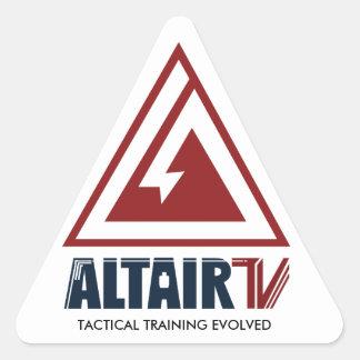 ALTAIR TV Sticker