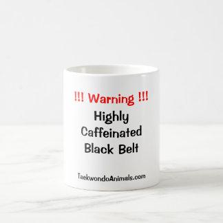 Altamente Caffeinated Taza De Café
