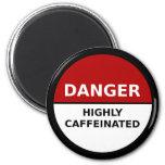 Altamente imán de Caffeinated