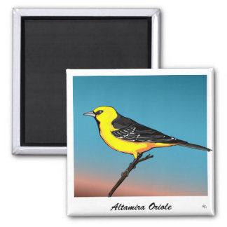 Altamira Oriole rev.2.0 Buttons & Stickers Magnet