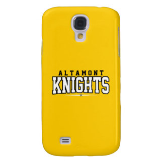 Altamont High School; Knights Samsung Galaxy S4 Cover