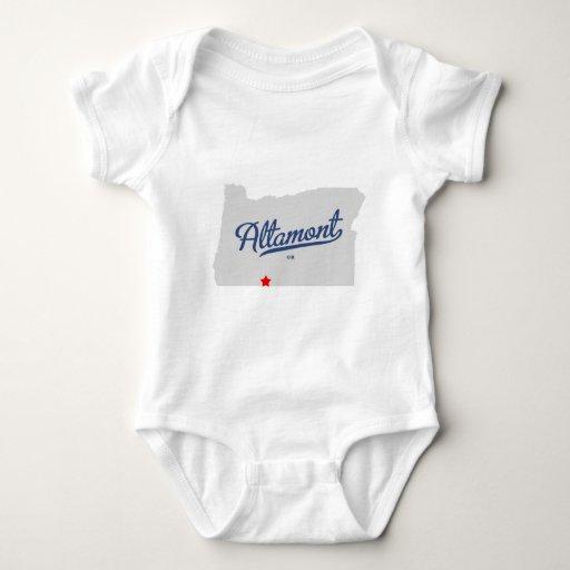 Altamont Oregon OR Shirt