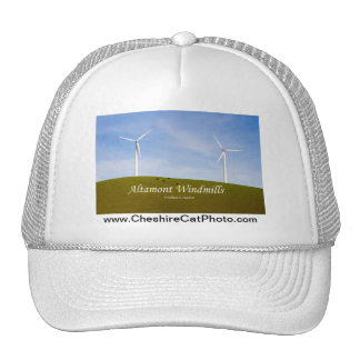Altamont Windmills California Products Hats