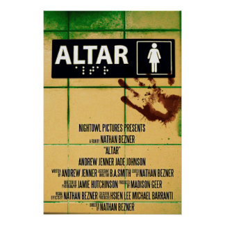 Altar (2008) Theatrical Poster