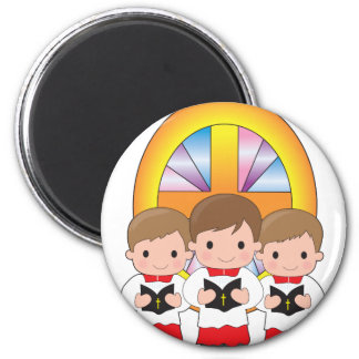 Altar Boys Magnet